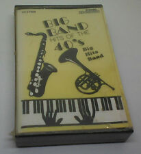 Big Band Hits of the 40's - Cassette - SEALED