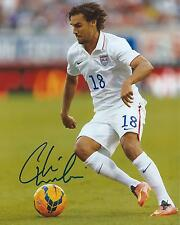 Chris Wondolowski Signed 8×10 Photo Team USA Soccer Autographed COA