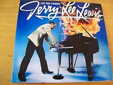 JERRY LEE LEWIS LAST MAN STANDING  CD JIMMY PAGE SPRINGSTEEN NEIL YOUNG RINGO