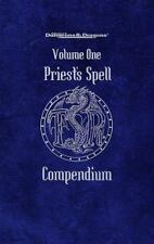 Priest's Spell Compendium, Volume 1 (Advanced Dungeons & Dragons) by TSR, Inc.