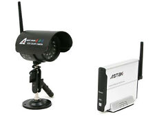 Wireless Camera with Receiver System. Day/Night Camera.