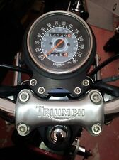 TRIUMPH BONNEVILLE THRUXTON SINGLE CLOCK BRACKET