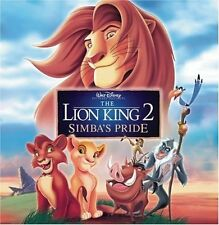 Lion King 2: Simba's Pride New CD