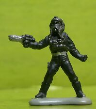 STAR WARS Micro Machines IMPERIAL TIE FIGHTER PILOT Figure #1 GALOOB Toys 1996