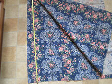 Strong cotton upholstery curtain material