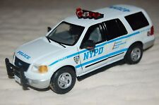 Custom GearBox NYPD Police New York Ford Expedition Police Car