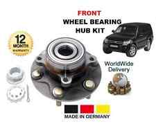 FOR MITSUBISHI PAJERO SHOGIN IV 3.2 3.8 V6 2007-ON FRONT WHEEL BEARING HUB KIT