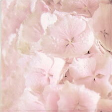 4x Single Table Paper Napkins for Party,Decoupage, Craft Hortensia