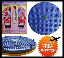 Indian Acupressure- 2 in 1 Twister & Magnetic Power Mat for Exercise & Fitness.