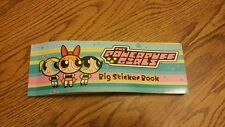 Power Puff Girls - Large Sticker Book