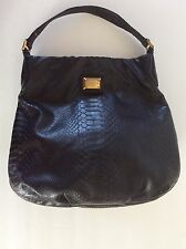 Marc by Marc Jacobs Black PVC Classic Q Hillier Single Handle Bag Vintage #1