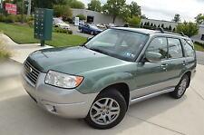 Subaru : Forester 4dr Auto X L