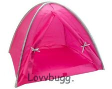 "Hot Pink Tent for 18"" American Girl Doll Widest Quality  Accessories Selection!"