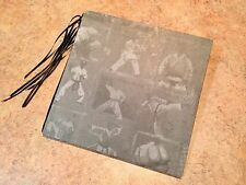 Karate Theme Scrapbook Handmade 7x7 Photo Album
