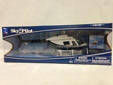 Bell 206 Helicopter, 1:34 Scale Diecast, Collectibles, By New Ray Toys