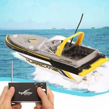 Mini RC Radio Remote Control Simulation Ship Speed Boat Dual Motor Boy Toy Gift