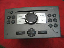 VAUXHALL CD 30 RADIO/CD PLAYER ~NO CODE INCLUDED_Item Tested and Excel Condition