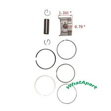 GY6 150cc Piston kit (57mm) for 157QMJ 1P57QMJ Scooter Quad moped Engine