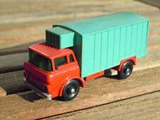 Matchbox 44 Refrigerator Truck rot/gr sehr guter Zust.