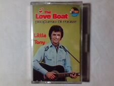 LITTLE TONY The love boat mc RARISSIMA SIGILLATA