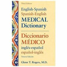 English-Spanish/Spanish-English Medical Dictionary, Third Edition (English and S
