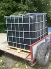 1000 Litre Black IBC Tank / Container
