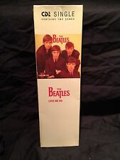 "The Beatles 3"" CD single – Factory Sealed  Long-Box Love Me Do / P.S. I Love You"