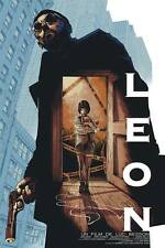 Leon The Professional Alt Movie Poster Barret Chapman No. 250 NYCC NT Mondo