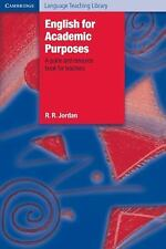 Cambridge Language Teaching Library: English for Academic Purposes : A Guide...