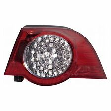 Rear Light: RR Lamp Outer VW EOS '06-  LED - Left | Hella 2VA 009 246-131