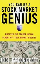 You Can Be a Stock Market Genius: Uncover the Secret Hiding Places of Stock Mark