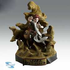"Naruto Toynami Sabaku no Gaara Sand Coffin Limited Toy 8.46"" Figure Figurine NB"