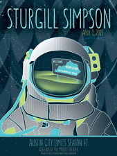 """MX19810 Sturgill Simpson - American Country Roots Rock Music Star 14""""x18"""" Poster"""