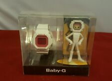 Casio Baby-G PlaySet BG-5601SW-7DR G-Girl Figurine Very Rare LTD figure New