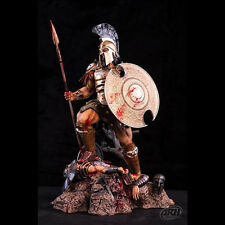 ARH STUDIOS ARES GOLDEN ARMOR QUARTER SCALE STATUE SIDESHOW GOLD GOD OF WAR