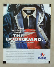C180-Advertising Pubblicità-1998- DUBIN PROTECTION SYSTEM