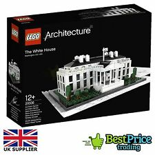Lego Architecture 21006 The White House - Washington DC, USA *BRAND NEW & SEALED