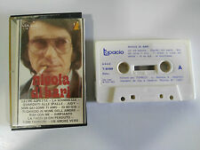 NICOLA DI BARI EXITOS CINTA TAPE CASSETTE SPANISH EDITION 1979 PAPER LABELS