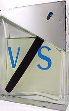 VERSACE VERSUS V/S Eau De Toilette Spray FOR MEN 1.7 Oz /50 ml DISCONTINUED ITEM