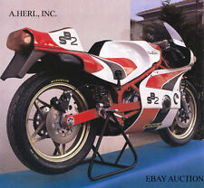 Bimota SB2 prototype – Bimota Suzuki 750cc prototype - 1976 - motorcycle photo