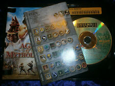 Age of Mythology 2002 Microsoft PC Game