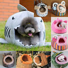 Winter Soft Warm Removable Cushion Mat Dog Puppy Cat Teddy Pet Bed House