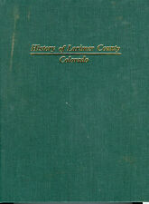 History of Larimer County Colorado - HC Book - (Genealogy) by; Watrous, 1976