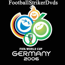 2006 World Cup RD16 Germany vs Sweden DVD