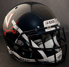 "VIRGINIA CAVALIERS ***MINI*** Football Helmet Nameplate ""HOOS"" Decal/Sticker UVA"
