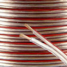 Speaker Wire 15 METER Copper 22 Strands 18AWG 45 Feet 450gm WEIGHT #523_5