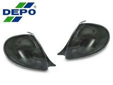 USA FAST SHIP DEPO 2000 2001 2002 DODGE NEON ALL SMOKE REAR TAIL LIGHTS NEW PAIR
