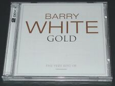 Gold by Barry White - The Very Best Of 2CD
