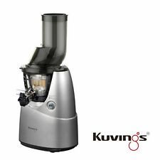 Kuvings whole slow Juicer b6000s exprimidor color plata incl. receta libro