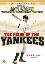 The Pride of the Yankees (DVD, 2007)